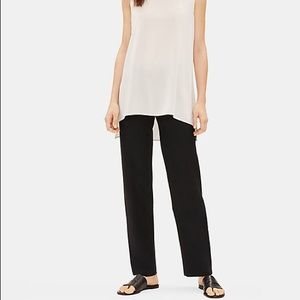 Eileen Fisher Pants System Ponte Knit